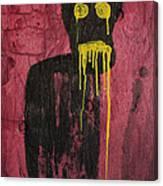 Untitled Demon Canvas Print