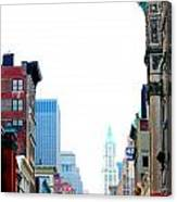 Untitled Nyc Canvas Print