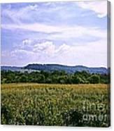 Untouched Iowa Canvas Print