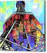Up High Canvas Print