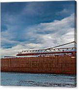 Upbound At Mission Point 2 Canvas Print