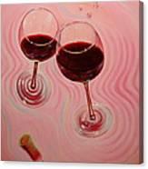 Uplifting Spirits II Canvas Print