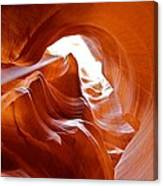 Upper Antelope Canyon 1 Canvas Print