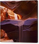 Upper Antelope Canyon Beam Canvas Print