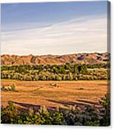Upper Emmett Valley Canvas Print