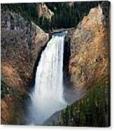 Upper Falls Canvas Print