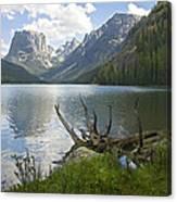 Upper Green River Lake Canvas Print