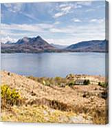 Upper Loch Torridon Canvas Print