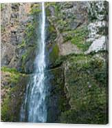 Upper Multnomah Falls Canvas Print