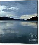 Upper Priest Lake Canvas Print
