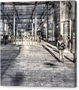Urban #1 Canvas Print