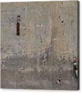 Urban Abstract Construction 1 Canvas Print