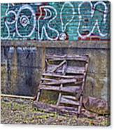 Urban Artistry Two Canvas Print