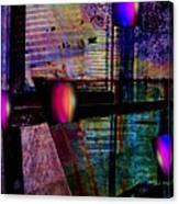 Urban Complexities Canvas Print