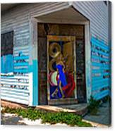 Urban Decay New Orleans Style Canvas Print
