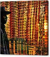 Urban Guru Canvas Print