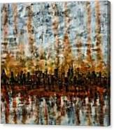 Urban Omega Canvas Print