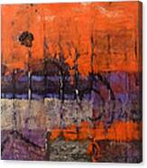 Urban Rust Canvas Print