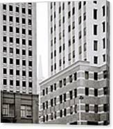 Urban San Francisco Canvas Print