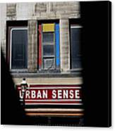 Urban Sense 1 Canvas Print