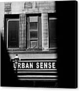 Urban Sense 1b Canvas Print