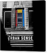 Urban Sense 1c Canvas Print