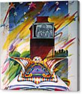 Urban Sky Canvas Print