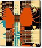 Urban Sprawl Canvas Print