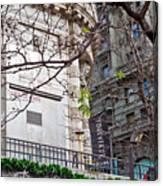 Urban View Canvas Print
