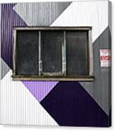 Urban Window- Photography Canvas Print