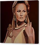 Ursula Andress Canvas Print