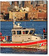 U.s. Coast Guard - Always Ready Canvas Print