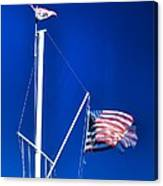Us Flag 19749 Canvas Print