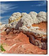 Usa, Arizona, Vermilion Cliffs National Canvas Print