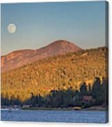Usa, California, Big Bear Canvas Print