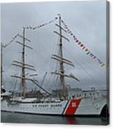 Usa Coast Guard Canvas Print