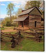 Usa, Tennessee, Great Smoky Mountain Canvas Print