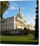U. S. Capitol Canvas Print