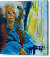 Use 2b So Ez - Alzheimer's Perch - The Long Good-bye Canvas Print