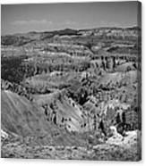 Utah 002 Canvas Print
