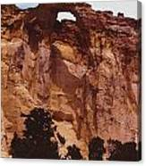 Utah Arch Canvas Print