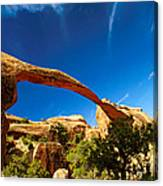 Utah Arches National Park  Canvas Print
