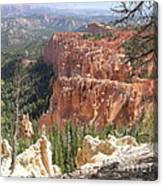 Utah Bryce Canyon Canvas Print