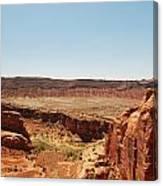 Utah Landscape 3 Canvas Print