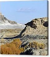 Utah Outback 42 Panoramic Canvas Print