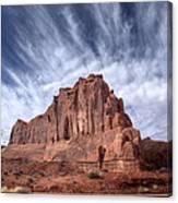 Utah Skies Canvas Print