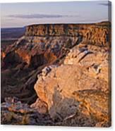 Utah Sunrise  Canvas Print