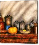 Utensils - Kitchen Still Life Canvas Print