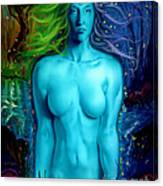 Utopian Seer Canvas Print