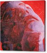 Uv Head Canvas Print